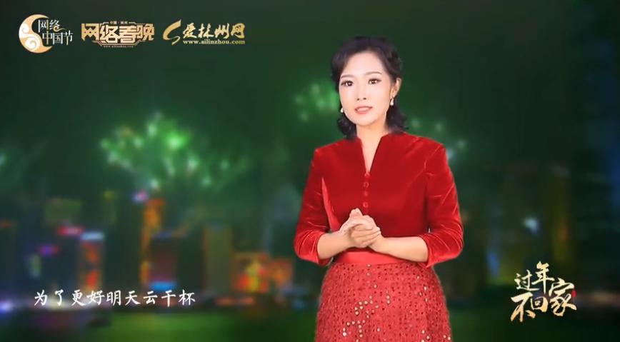 网络中国节·春节:林州网络春晚对过年不回家的你说了句心里话 (26播放)